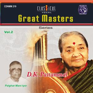 Pattammal D K 歌手頭像