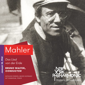 New York Philharmonic, Bruno Walter 歌手頭像
