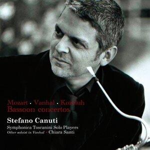 Symphonica Toscanini Solo Players, Stefano Canuti, Chiara Santi 歌手頭像