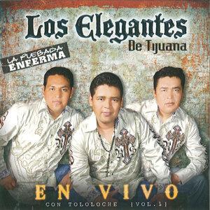 Los Elegantes De Tijuana 歌手頭像