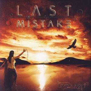 Last  Mistake 歌手頭像