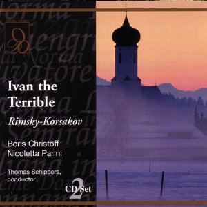 Nicolai Rimsky-Korsakov 歌手頭像