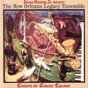 The New Orleans Legacy Ensemble 歌手頭像