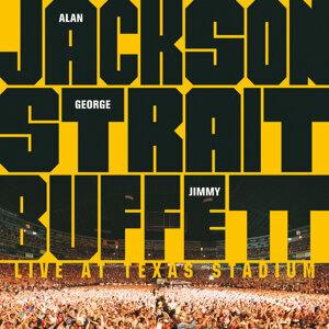 George Strait,Alan Jackson,Jimmy Buffett 歌手頭像