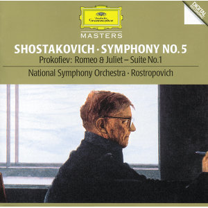 National Symphony Orchestra Washington,Mstislav Rostropovich 歌手頭像