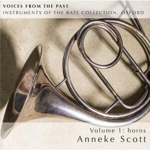 Anneke Scott 歌手頭像