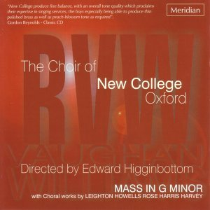 The Choir of New College, Oxford