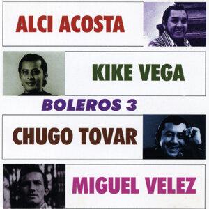 Alci Acosta|Kike Vega|Chugo Tovar|Miguel Velez 歌手頭像