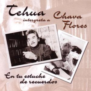 Tehua 歌手頭像
