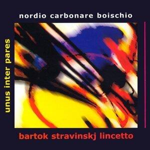 Domenico Nordio, Alessandro Carbonare, Alberto Boischio 歌手頭像