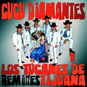 CuCu Diamantes & Los Tucanes de Tijuana 歌手頭像