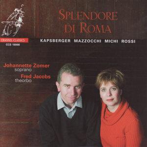 Johannette Zomer 歌手頭像