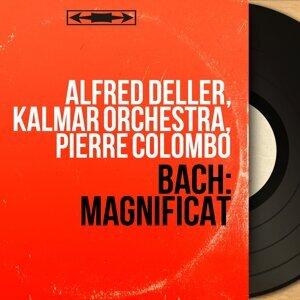 Alfred Deller, Kalmar Orchestra, Pierre Colombo 歌手頭像