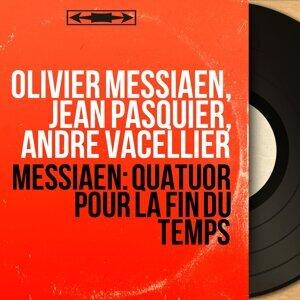 Olivier Messiaen, Jean Pasquier, André Vacellier 歌手頭像