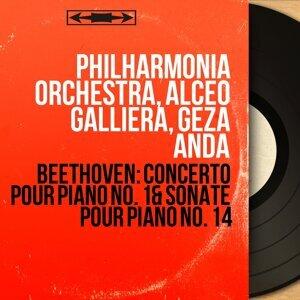 Philharmonia Orchestra, Alceo Galliera, Géza Anda 歌手頭像