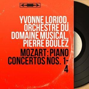 Yvonne Loriod, Orchestre du Domaine musical, Pierre Boulez 歌手頭像