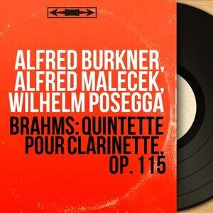 Alfred Burkner, Alfred Malecek, Wilhelm Posegga 歌手頭像