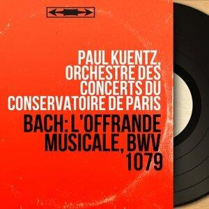Paul Kuentz, Orchestre des concerts du Conservatoire de Paris 歌手頭像