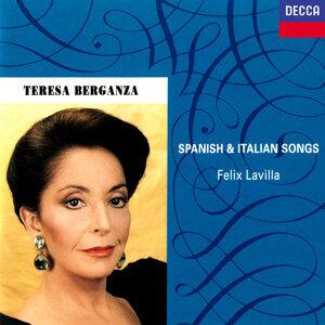 Teresa Berganza, Félix Lavilla 歌手頭像