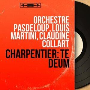 Orchestre Pasdeloup, Louis Martini, Claudine Collart 歌手頭像