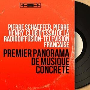 Pierre Schaeffer, Pierre Henry, Club d'essai de la Radiodiffusion-télévision Française 歌手頭像
