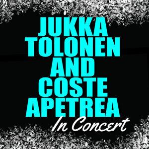 Jukka Tolonen   Coste Apetrea 歌手頭像