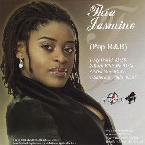 Thia Jasmine 歌手頭像