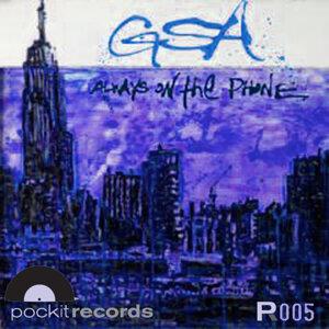 GSA (God Sends Audio) 歌手頭像