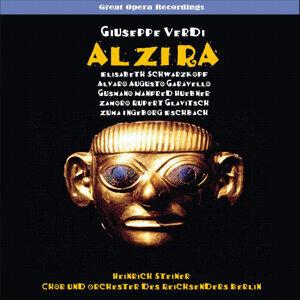 Chor und Orchester des Reichsenders Berlin 歌手頭像