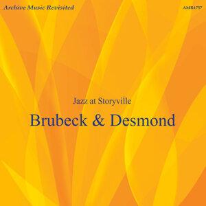Brubeck and Desmond 歌手頭像