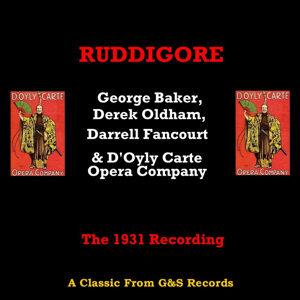 George Baker, Derek Oldham, Darrell Fancourt & The D'Oyly Carte Company 歌手頭像
