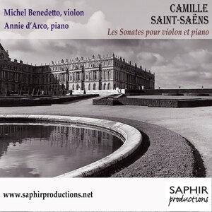 Michel Benedetto ; Annie d'Arco 歌手頭像