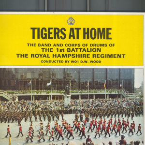 The Band and Corps of Drums of the 1st Battalion 歌手頭像