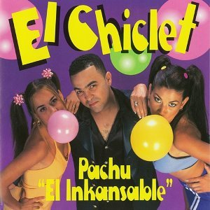 "Pachu ""El Inkansable"" 歌手頭像"