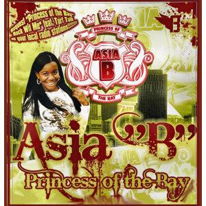 Asia B 歌手頭像