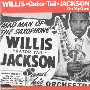 "Willis ""Gator Tail"" Jackson 歌手頭像"