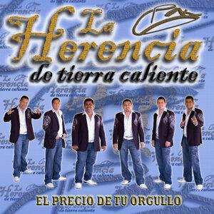 La Herencia de Tierra Caliente 歌手頭像