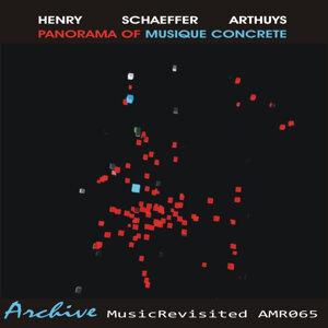 Pierre Henry & Schaeffer & Arthuys 歌手頭像