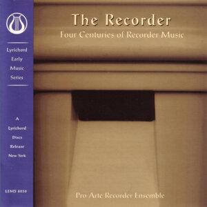 Pro Arte Recorder Ensemble 歌手頭像