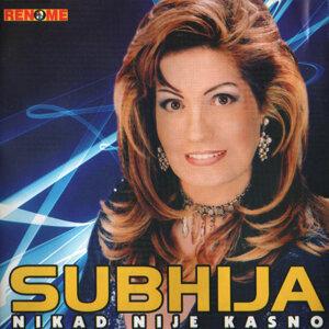 Subhija 歌手頭像