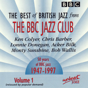 Ken Colyer, Chris Barber, Monty Sunshine, Lonnie Donegan, Acker Bilk 歌手頭像