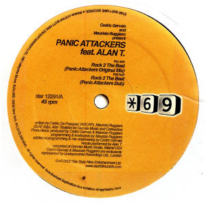 Panic Attackers 歌手頭像