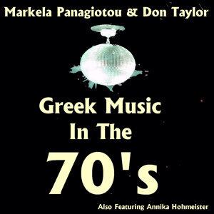 Markella Panagiotou - Annika Hohmeister - Don Taylor 歌手頭像