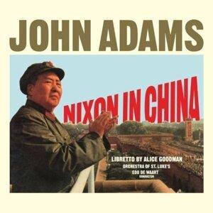 John Adams (約翰亞當斯) 歌手頭像