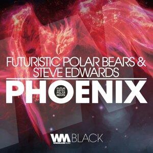Futuristic Polar Bears, Steve Edwards 歌手頭像