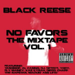 Black Reese 歌手頭像
