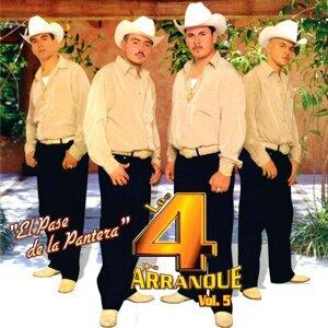 Los 4 De Arranque 歌手頭像