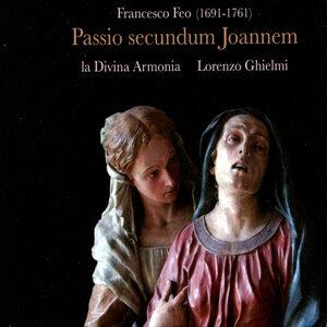 La Divina Armonia 歌手頭像