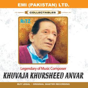 Khwaja Khurshid Anwar