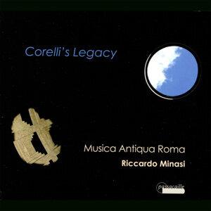 Musica Antiqua Roma 歌手頭像
